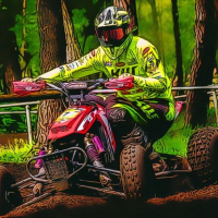 ATV Quad Bike Racing