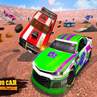 Car Arena Battle : Demolition Derby Game