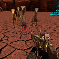 Dinosaurs Survival Active Vulcan Multiplayer