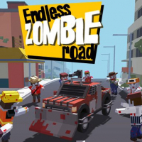 Endless Zombie Road