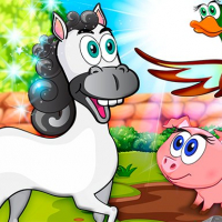 Learning Farm Animals: Educational Games For Kids
