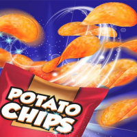 Potato Chips Factory Games