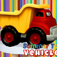Summer Toys Vehicles