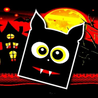 Halloween Geometry Dash