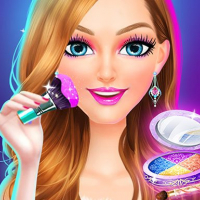 Makeover Games: Fashion Doll Makeup Dress up