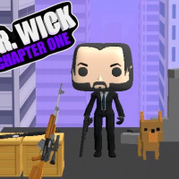 Mr Wick Chapter One