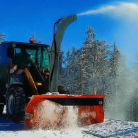 Winter Snow Plough Puzzle